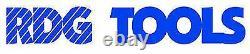 Rdgtools 8mm Main Droite Outil De Tour De Tour Indexable / Dcmt 07 Myford