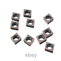 Sclcr1616h09 16mm Lathe Turning Tool Holder + 10pcs Ccmt09t304 Carbide Inserts