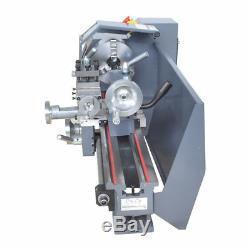 Techtongda 8x31 Precision Lathe Métal Brushless Banc Moteur Machine Tournant