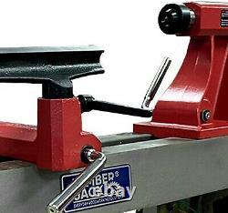 Tourner La Tour De Bois À Vitesse Variable Cast Iron LCD Display Professional Bench Top