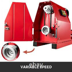 Vevor Wood Lathe 14 X 40 Power Wood Tournant Lathe 120v 400w 4 Speed Benchtop