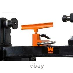 Wood Lathe Bowl Turning Tools Cast Iron Bench Tool Multi Directional Mini Shop
