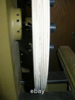 Woodturning Wood Lathe Longworth Chuck 16 Bowl Tourner Tool Jig 1 1/4 X 8 Tpi