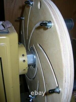 Woodturning Wood Lathe Longworth Chuck 16 Bowl Tourner Tool Jig 1 1/4 X 8tpi